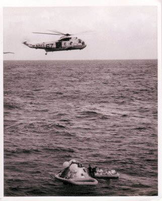 apollo 10 recovery ship - photo #1