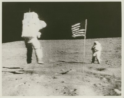 astronauts jumping on the moon - photo #4